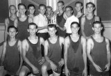 1962 - Dade County Champion Basketball Team 15 and under from Miami Springs Recreation Center (names below)