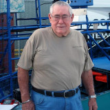 2007 - Robert 'Bud' Marquis, the Angel of the Everglades and his restored airboat