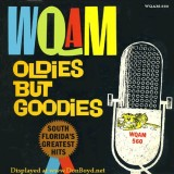 Mid 1960's - WQAM Oldies but Goodies record album front cover