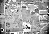 1963 - aerial view of SENGRA's Miami Lakes development in NW Dade County (comments below)