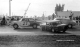 1964 - Joe Guthrie's Auto Repair sponsored car racing at Palmetto Speedway, Medley