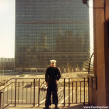 1966 - SA Don Boyd, USCG with the UN building in the background