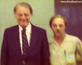 1975 - Reverend Billy Graham and Don Boyd