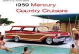 1959 Mercury Colony Park Country Cruiser