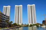 2009 - mostly vacant condo towers at 157th and Collins Avenue, Sunny Isles Beach (#1586)