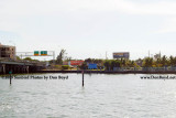 2009 - site of the former Mike Gordon's Seafood Restaurant on the north side of 79th Street at the bay (#1610)