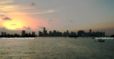 2009 - Miami's high rise buildings at sunset (#1666)
