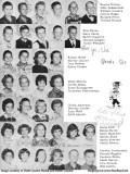 1963 - 6th grade class at Dr. John G. DuPuis Elementary School, page 1
