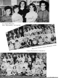 1963 - DuPuis Elementary Art Award Winners, Physical Fitness Award Winners and Gymnastics Champions