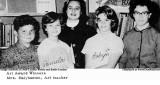 1963 - DuPuis Elementary's Art Award Winners