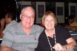 July 2009 - Don and Karen Boyd at the Lahaina Fish Company restaurant