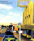 1950's - the Florida Theater in Hollywood