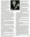 March 2009 - article about Brenda