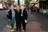 September 2009 - Wendy Criswell, Karen and Esther Criswell in the Gaslamp District of San Diego
