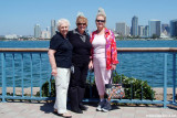 September 2009 - Esther Criswell, Karen and Wendy Criswell on Coronado Island