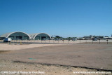 Helicopters and hangars at U. S. Naval Air Station North Island military stock photo #3023