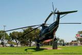 A Navy helo display at Naval Air Station North Island stock photo #3025