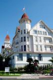 2009 - Hotel Del Coronado landscape stock photo #3035