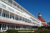 2009 - Hotel Del Coronado landscape stock photo #3036