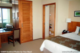 Our beautiful suite at the Omni Hotel, San Diego stock photo #2999
