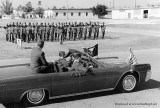 1962 - President John F. Kennedy and the troops assigned to the South Florida missile launching areas