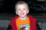 October 2009 - Kyler at Peterson Air Force Base