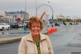 April 2010 - Karen at Ocean City, Maryland