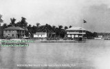 1920 - Biscayne Bay Yacht Club at Cocoanut Grove