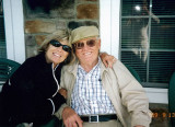 September 2009 - Brenda and her dad John Reiter at rehabilitation facility