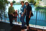 March 2010 - Karen, Kyler Kramer, Linda Mitchell Grother and Brenda Reiter