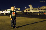 March 2010 - Kyler on the ramp at Opa-locka Executive Airport