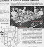 Late 1950's / early 1960's - an article about the Old Scandia Restaurant in Opa-locka
