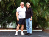 October 2010 - Brenda and Don in Miami Lakes