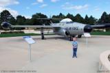 October 2010 - Kyler and Northrop F-89J Scorpion #AF52-1941