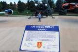 October 2010 - Kyler and Raytheon MIM-23 U. S. Army Hawk missiles