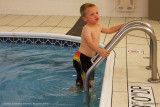 October 2010 - Kyler in the pool at our hotel in Colorado Springs