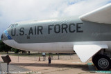 July 2010 - Kyler with a Boeing B-52B Stratofortress at the Wings Over the Rockies Air & Space Museum in Denver