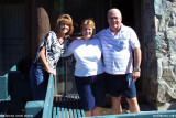 September 2010 - our sister-in-law Kathy Criswell, Karen and Don at the East Canyon Resort condos in Utah for Lisa's wedding