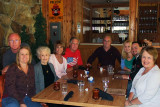 2010 - Jim Hager, Wendy-Esther-Kathy-Jim Criswell, Don Boyd, Donna Boyd, Jonathan Perez and Karen Boyd at the East Canyon Resort