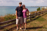 November - Creed and Lisa Marie Criswell Law at Bill Baggs State Park, Cape Florida, Key Biscayne