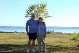 November 2010 - Don and Karen at Mulberry Cove at Naval Air Station Jacksonville