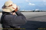 Suresh Atapattu on the 2011 Aviation Photographers Ramp Tour at Miami International Airport #5795