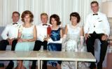 1965 - Don Boyd, Mary Ann Knight, Ray Kyse, Ellen, Donna Douglas and Jack Sullivan