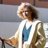 Pretty blond at Century City #1