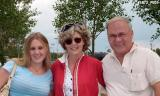 June 2005 - Donna, Brenda Reiter and Don Boyd in Littleton, Colorado