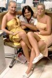 1980 - Mandy Mitchell, Dave Thompson and Karen Bland