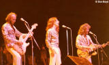 Late 70's - The BeeGees performing