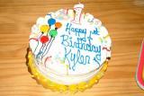 2006 - Kyler's First Birthday Cake