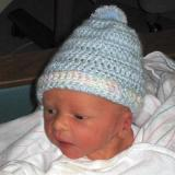 2005 - our grandson Kyler Matthew Kramer, two days old