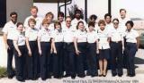 1984 - Coast Guard Reservists at PMIS School (YN Advanced) at USCG Training Center Petaluma, CA